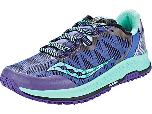 saucony Koa TR Shoes Damen violet/aqua
